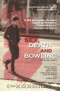 Sex, Death and Bowling as Rick McAllister