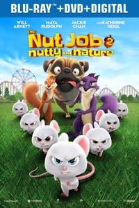 The Nut Job 2: Nutty by Nature as Heather