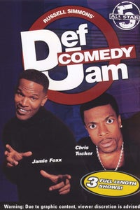 Def Comedy Jam, Vol. 5