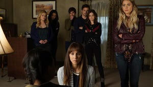 """Pretty Little Liars: We Ask """"Who Is A.D.?"""" One Last Time"""