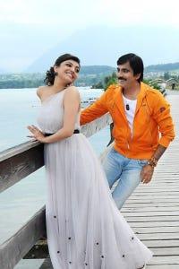 Ravi Teja as Chandu