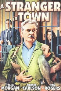 A Stranger in Town as Tom Cooney