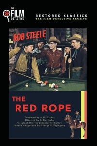 The Red Rope as Parson Pete
