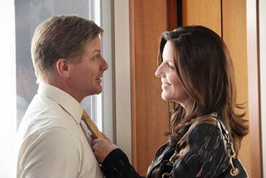"Desperate Housewives - Season 8 - ""Lost My Power"" - Doug Savant, Andrea Parker"