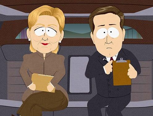 """South Park - """"The Snuke"""" - Hilary Clinton"""
