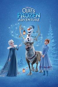 The Wonderful World of Disney: Olaf's Frozen Adventure as Olaf