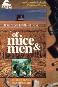 Of Mice and Men as Boss, Curley's dad