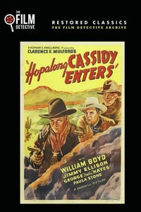 Hopalong Cassidy Enters as Party Guest (uncredited)