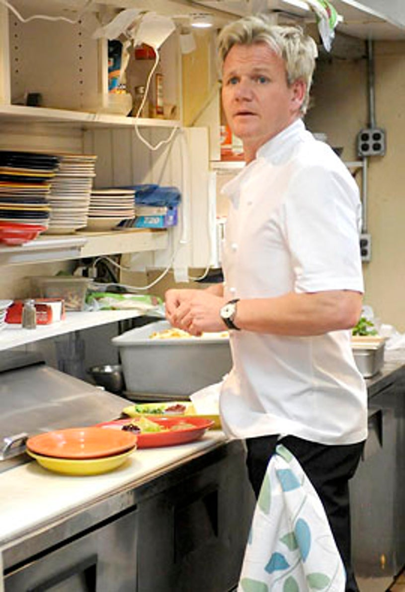 Kitchen Nightmares Photos And Pictures Tv Guide