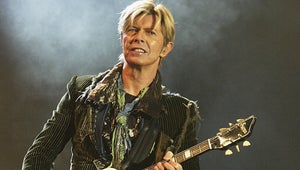 Grammys: David Bowie Wins All Five Awards He Was Up For