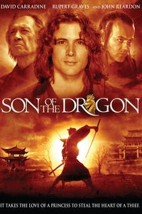Son of the Dragon as D.B.