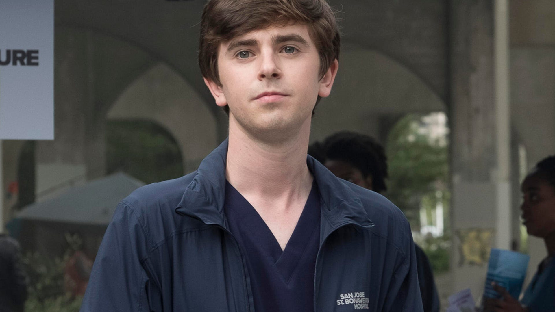 Freddie Highmore, The Good Doctor