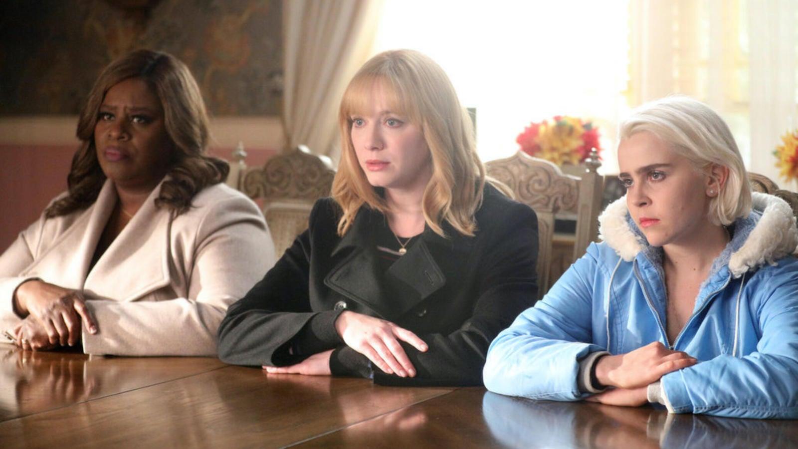 Retta, Christina Hendricks, and Mae Whitman, Good Girls