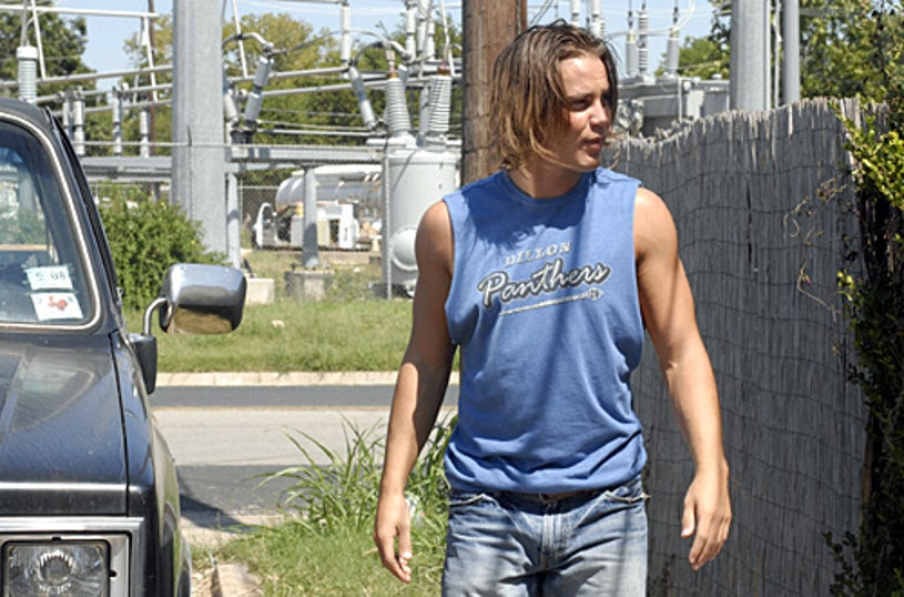 """Friday Night Lights -  """"Seeing Other People"""" - Taylor Kitsch as Tim Riggins"""