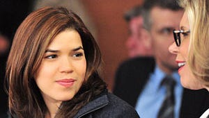 """America Ferrera: """"My Heart is Very Close"""" to Good Wife Guest Role"""