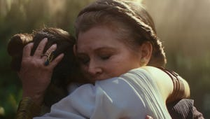 Mark Hamill Campaigns for Carrie Fisher to Replace Donald Trump on the Hollywood Walk of Fame