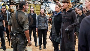 The Walking Dead Mega Buzz: Is Jadis Gonna Get What She Wants From Rick?