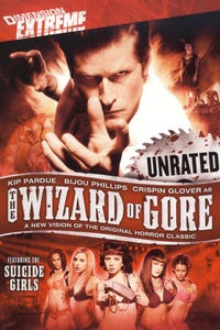 Wizard of Gore as Montag the Magnificent