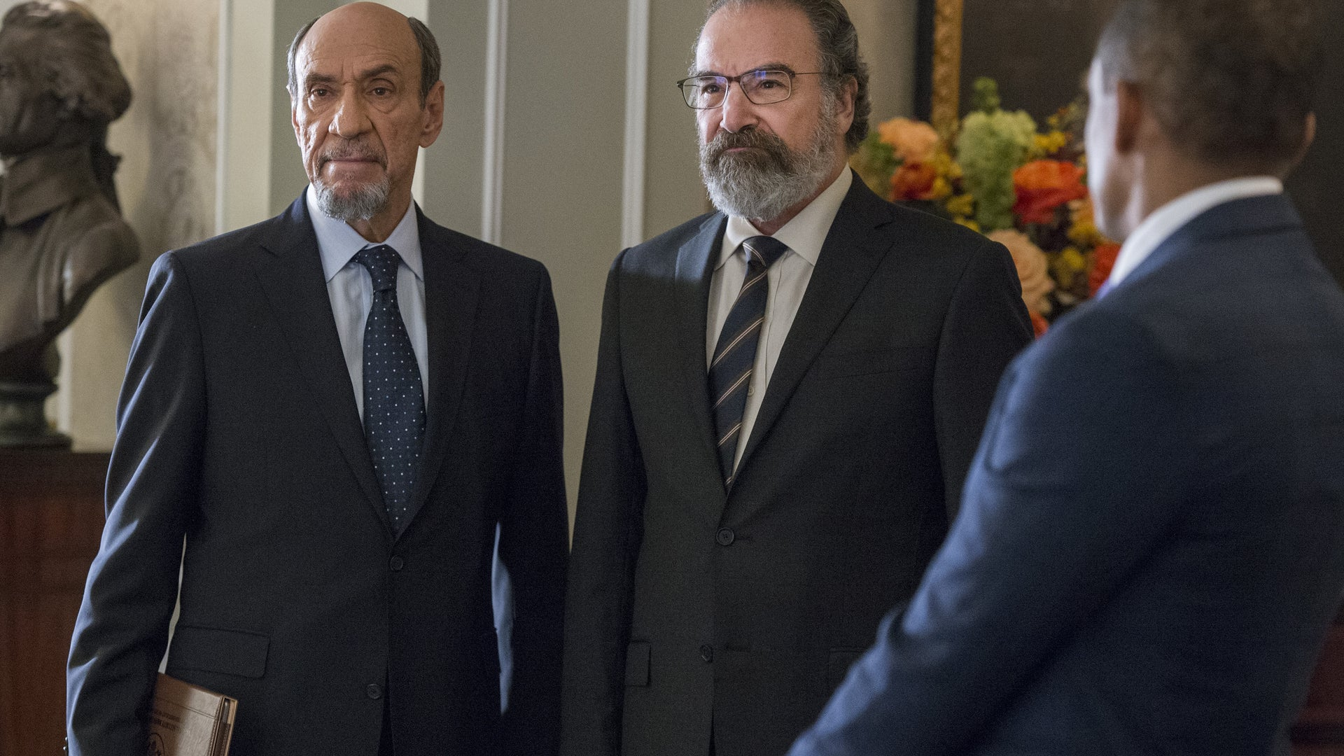 F. Murray Abraham, Mandy Patinkin, Homeland