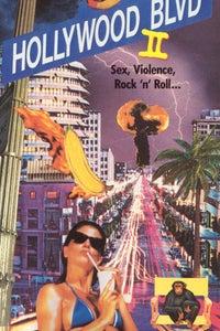 Hollywood Boulevard II as Cameraman