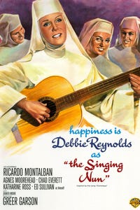 The Singing Nun as Sister Ann