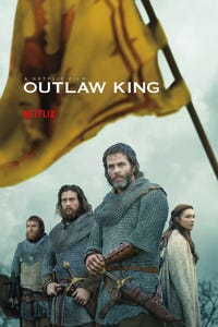 Outlaw King as Robert the Bruce