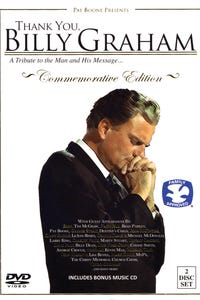 Thank You, Billy Graham
