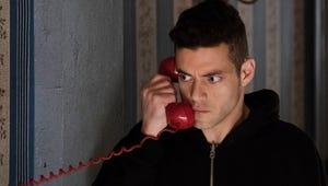 Mr. Robot's Rami Malek Wins the Emmy for Lead Actor in a Drama