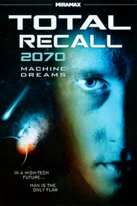 Total Recall 2070 as Maria Soodor