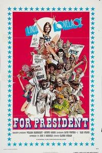 Linda Lovelace for President as 2nd Dirty Guy