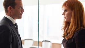 """Suits 100th Episode: Donna Isn't Sure Harvey Is """"The One"""""""