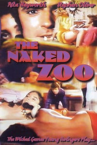 The Naked Zoo as Mr. Barnum