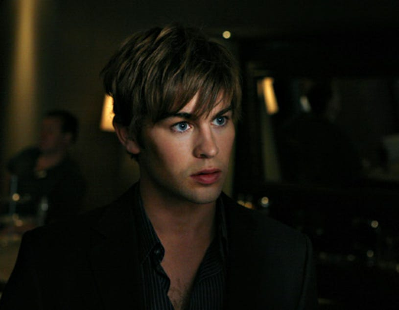 """Gossip Girl - """"Bad News Blair"""" - Chace Crawford as Nate"""