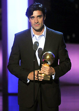 "Gilles Marini - Bravo's 1st ""A-List Awards"" - Hammerstein Ballroom - June 4, 2008 - New York City"