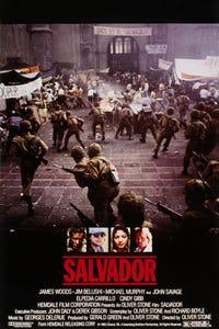 Salvador as Richard Boyle