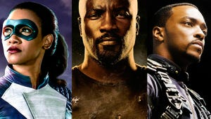 The Best Black Superheroes of All Time