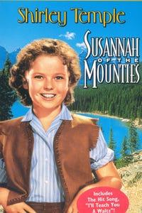 Susannah of the Mounties as Wolf Pelt