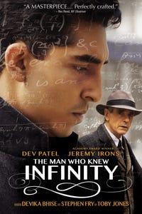 The Man Who Knew Infinity as Srinivasa Ramanujan