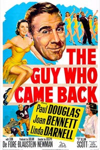The Guy Who Came Back as Man