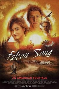 Falcon Song as Caspian