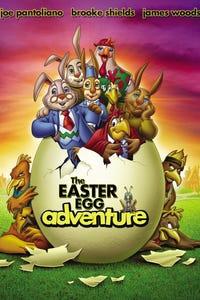 The Easter Egg Adventure as Grab Takit
