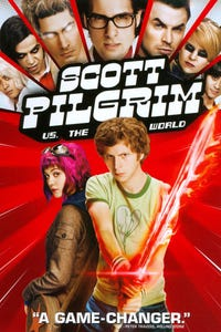 Scott Pilgrim vs. the World as Envy Adams