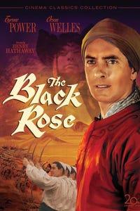 The Black Rose as Tristram Griffin