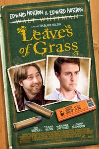 Leaves of Grass as Pug Rothbaum