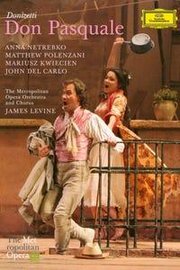 The Metropolitan Opera: Don Pasquale