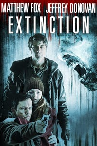 Extinction: Jurassic Predators as Jeff