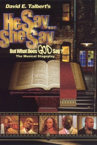 David E. Talbert's He Say, She Say...But What Does God Say? as Sister Tiny