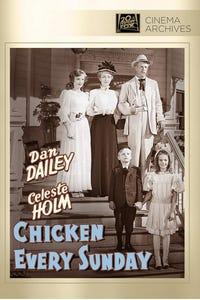 Chicken Every Sunday as Mr. Sawyer