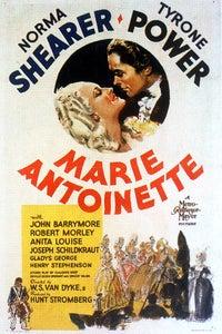 Marie Antoinette as Robespierre