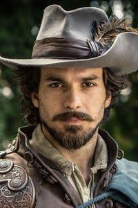 Santiago Cabrera as Aramis
